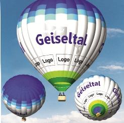 Geiseltal-Ballon_blau-gruen-Logo